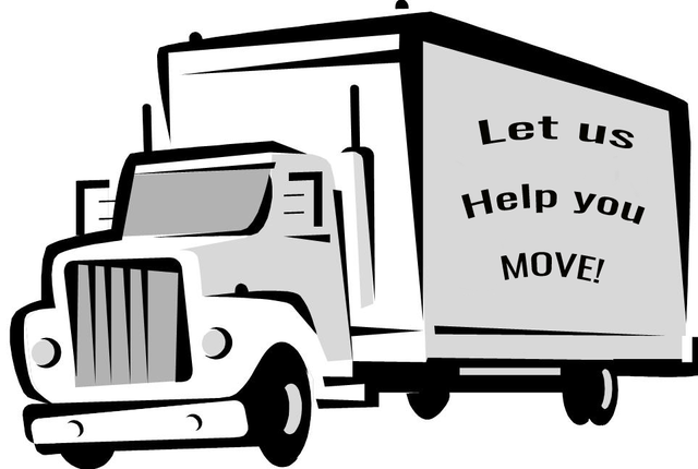 Moving Truck Logo